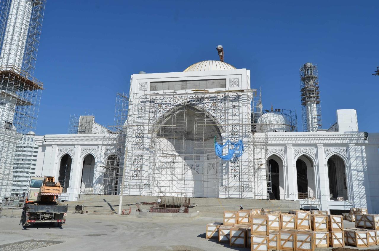 марии старая мечеть села шали фото мобильном пункте